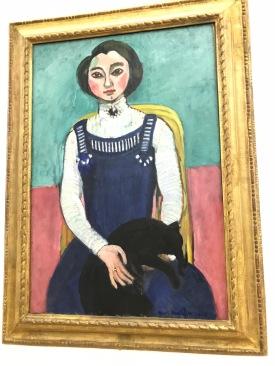 Matisse_GirlwCat